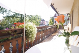 Comfort double room with balcony - Hotel Pflug Oberkirch