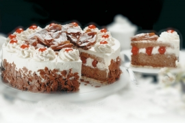 Black Forest Gateau - Cake from the Black Forest