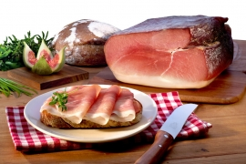 Traditional Black Forest ham