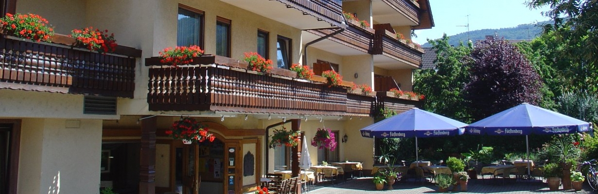Hotel Restaurant Pflug, Oberkirch, Black Forest